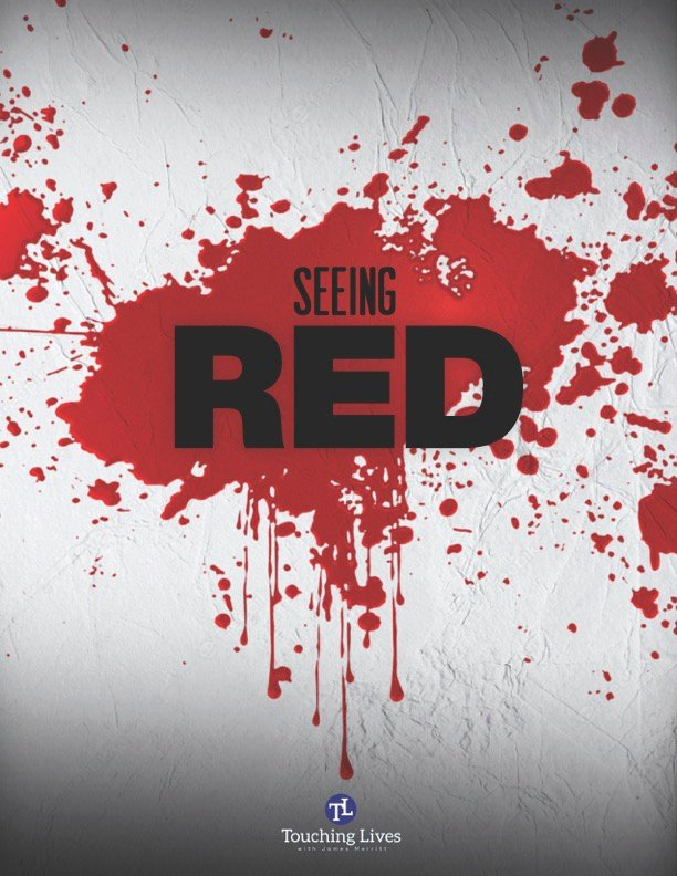 Seeing Red Sermon Guide Cover