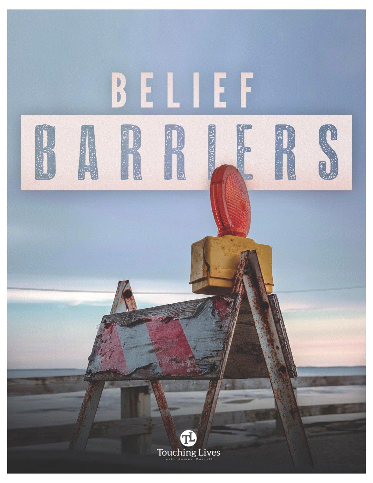 Belief Barriers - Sermon Guide Final